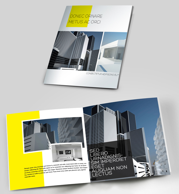 25 creative brochure design